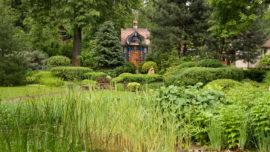 Сад 7 Скульптур - реконструкция