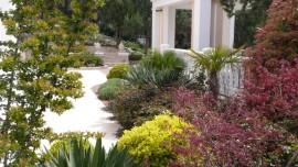 Сад Голубой Залив